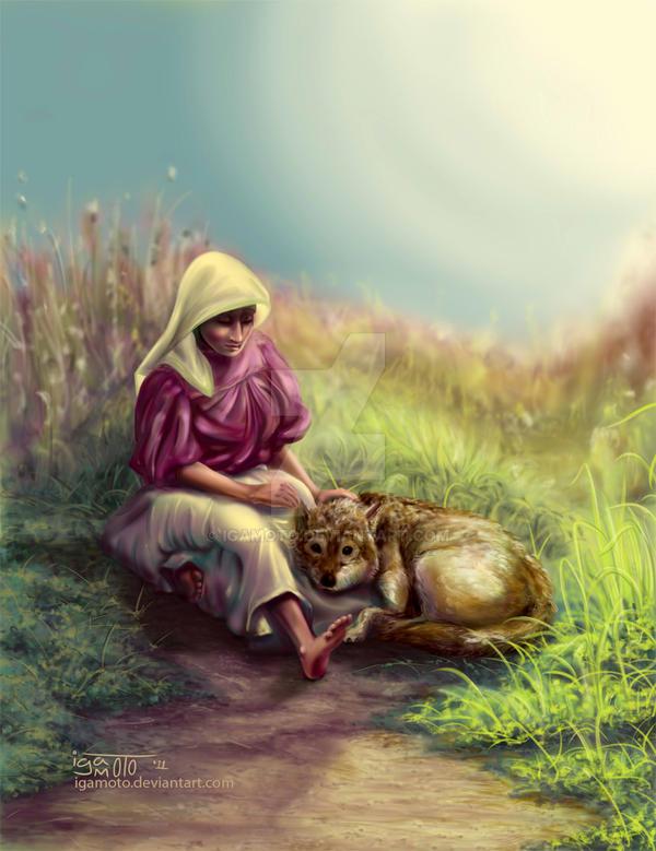 Adelita y el Lobo Gris by Igamoto