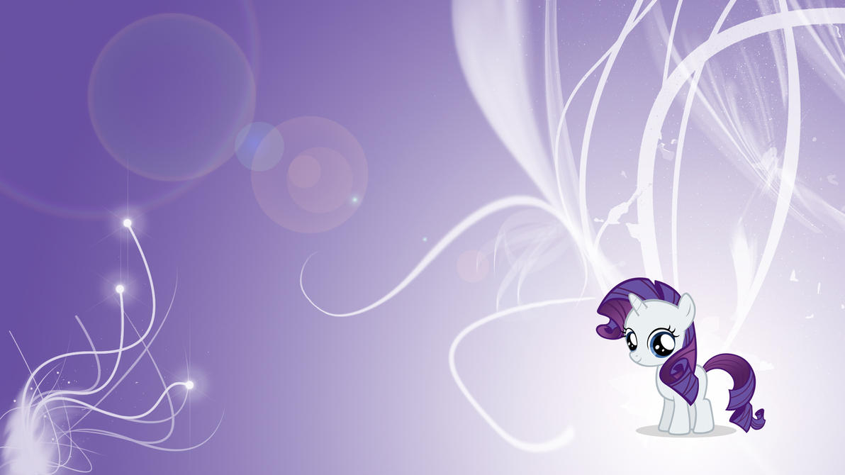 MLP: FiM - Rarity - Filly by Unfiltered-N