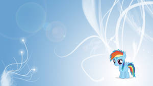 MLP: FiM - RainbowDash - Filly