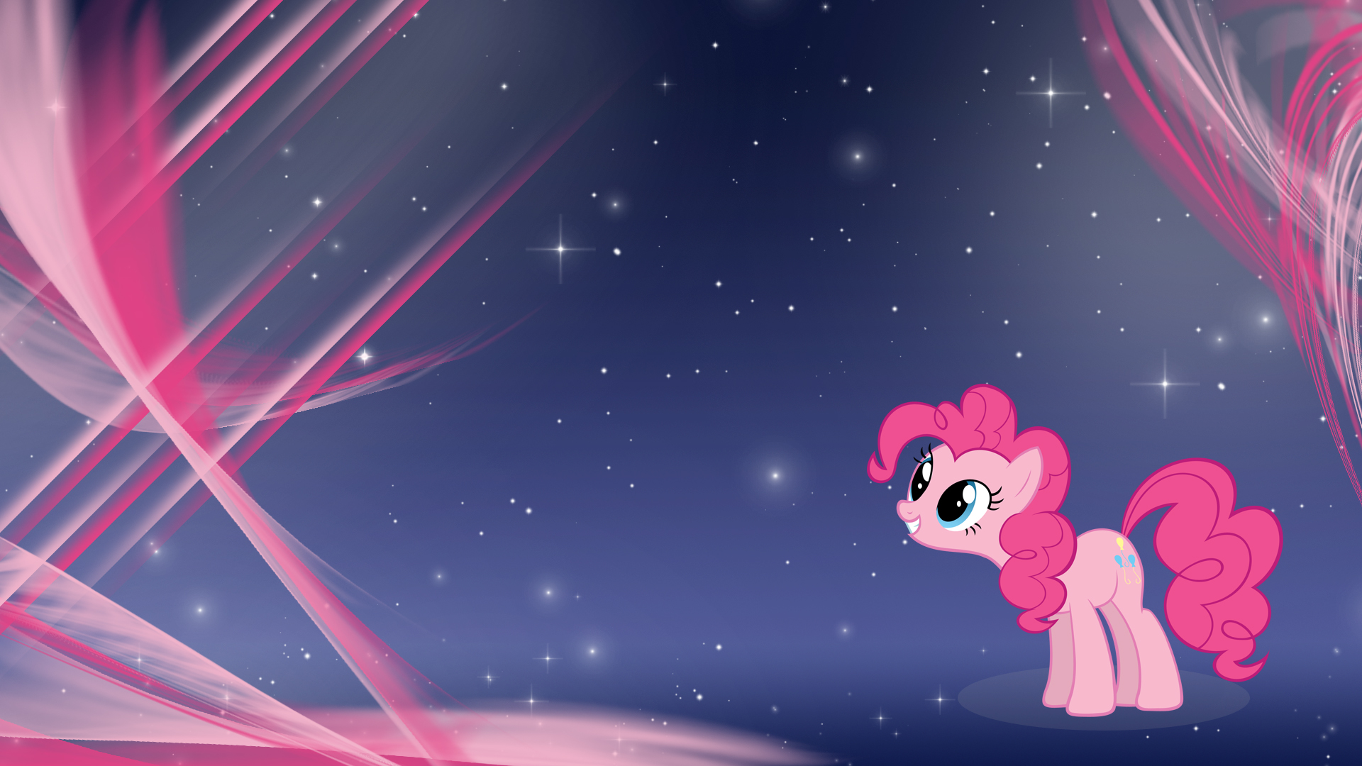 MLP: FiM - Pinkie Pie V2 by Unfiltered-N
