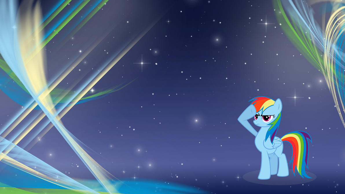 MLP: FiM - Rainbow Dash V2 by Unfiltered-N