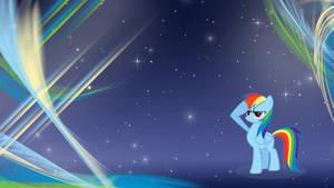 MLP: FiM - Rainbow Dash V2