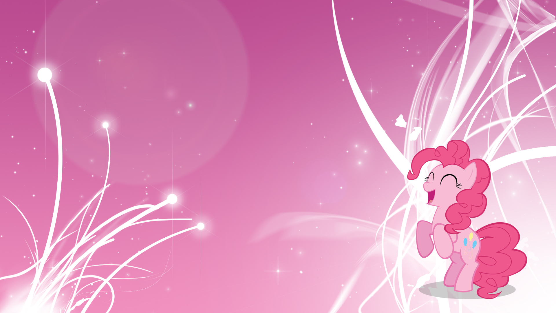 MLP: FiM -  Pinkie Pie V4 by Unfiltered-N