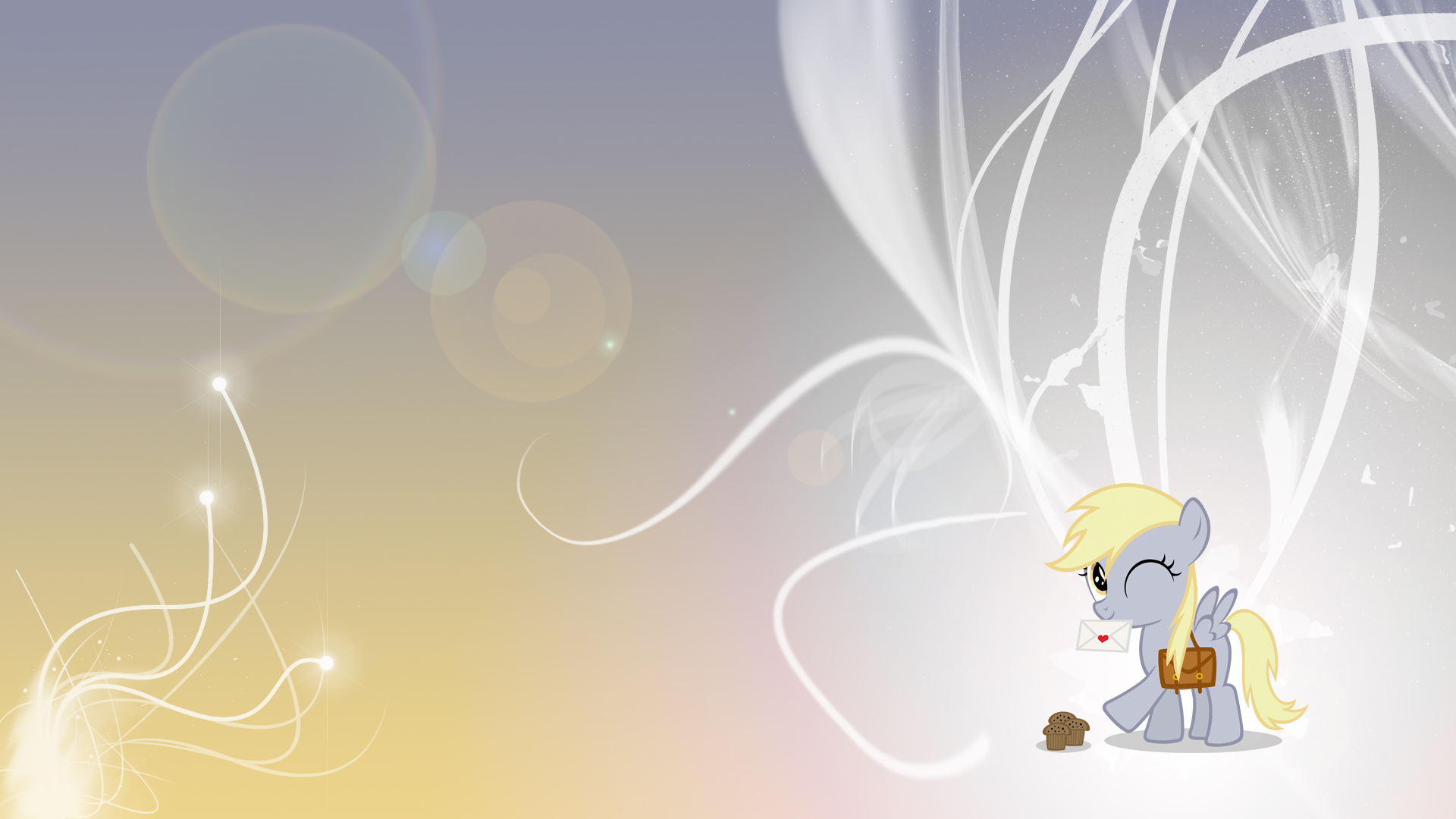 MLP: FiM - Derpy - Filly by Unfiltered-N