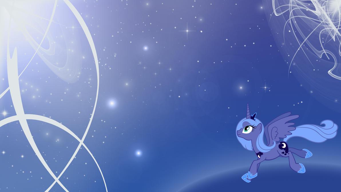 MLP: FiM - Luna - V1 by Unfiltered-N