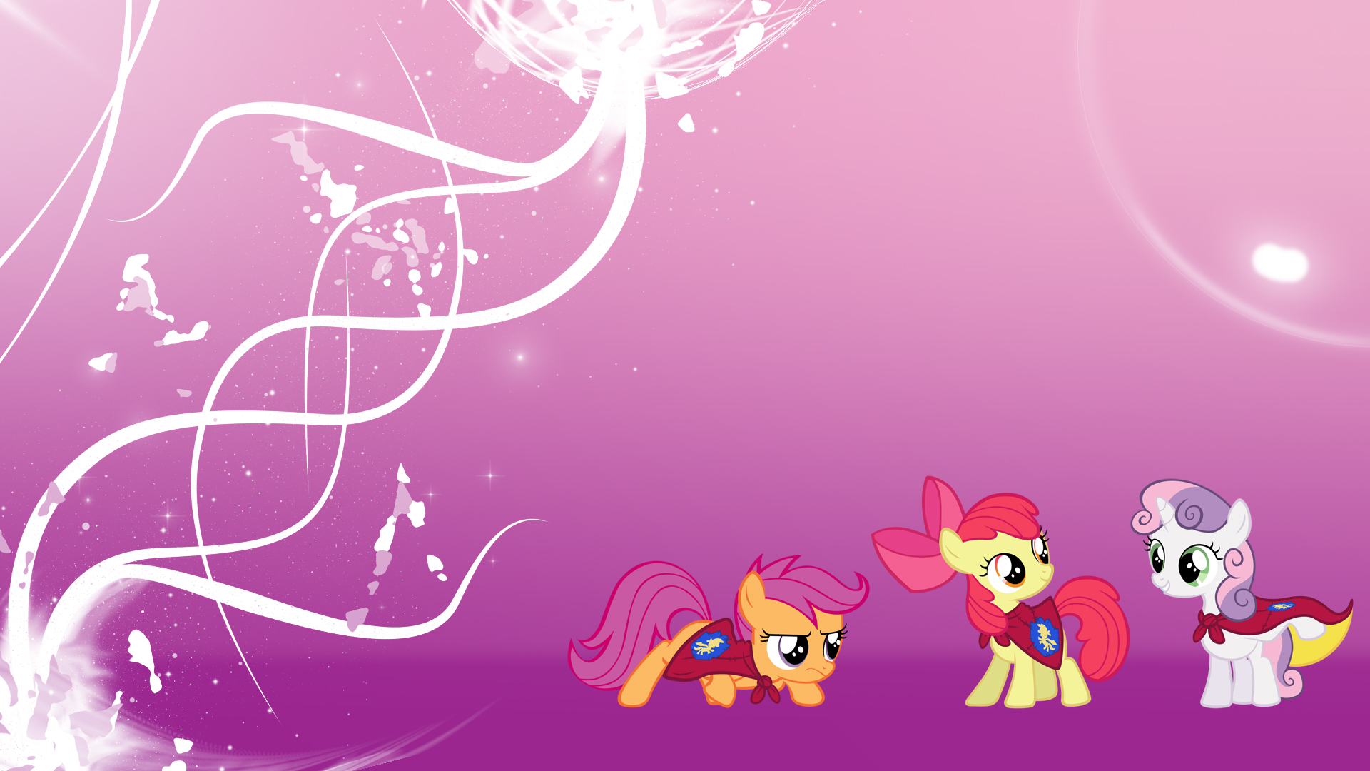 MLP: FiM - CMC by Unfiltered-N