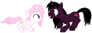The Forgotten Prince and Celestia [Request]
