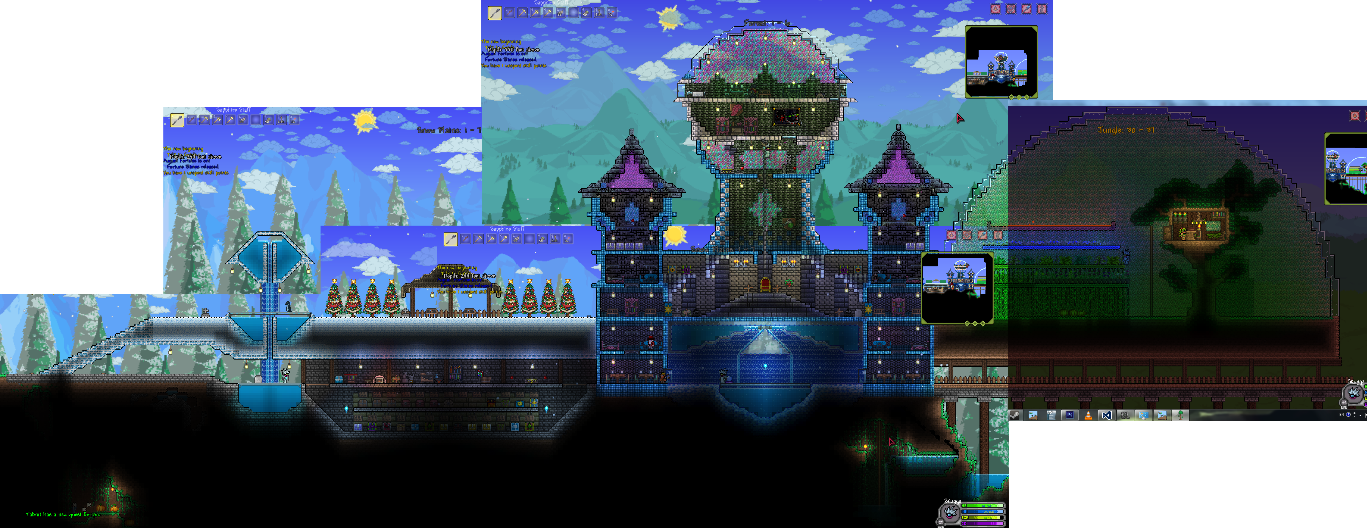 Terraria-01-Palace by Unfiltered-N