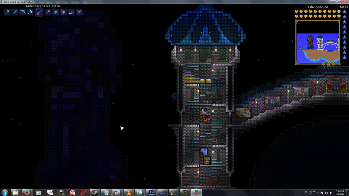 Terraria-06-Schala by Unfiltered-N
