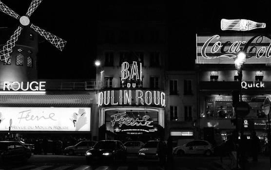 Moulin Rouge- Wide