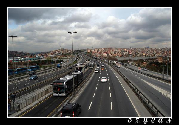 istanbul Ayvansaray by ozycan
