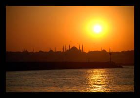 gun batimi istanbul by ozycan