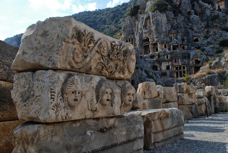 Antalya Myra by ozycan