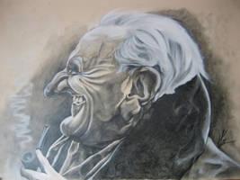 J.R.R. Tolkien by JayEmJay