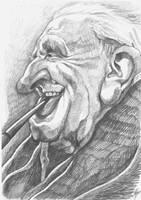 Tolkien sketch by JayEmJay