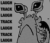 Laughtrack icon by LivingGreyFace