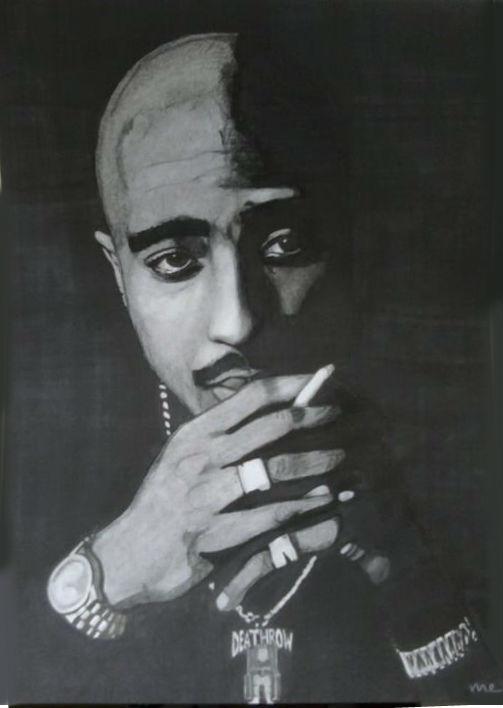 Tupac by fmte