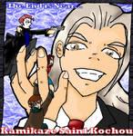 Kamikaze Saint Kochou - Red