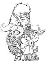 Troll Hunter vs2.0 by lizardbeth