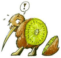 Kiwi Butt