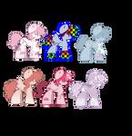 Cheap pony adoptables (open)