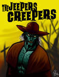 Jeepers Creepers Portrait