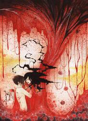 Sleepsong: Entropy by hazel-thorn