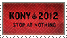 KONY 2012 Stamp by 7Soul1