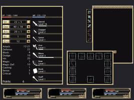 RPG Menu WIP by 7Soul1