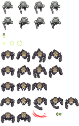 Spaceship Game - Sprites