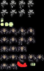 Spaceship Game - Sprites
