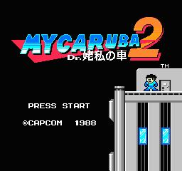Megaman 2 by 7Soul1