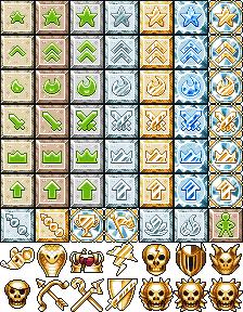 Commission Achievements by 7Soul1