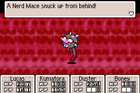 Mother3 Enemy