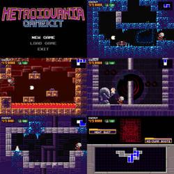 Metroidvania Gamekit by 7Soul1