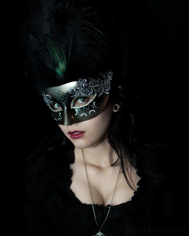 Masquerade I by JasonGinman