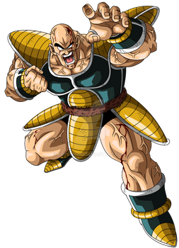 Nappa Wounded