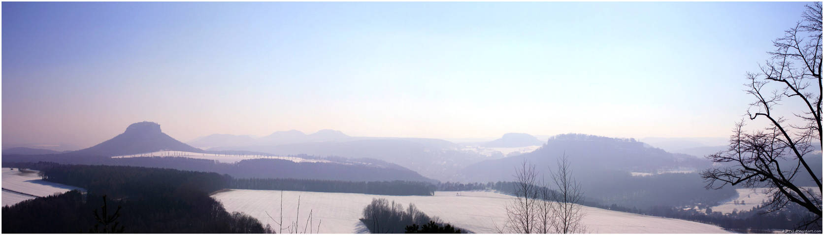 Kleiner Baerenstein Panorama