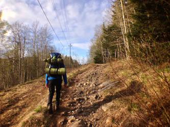 Hiking near Oslo