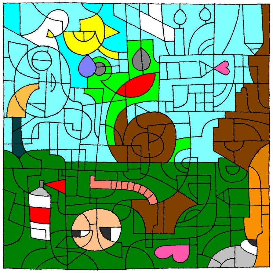 16th Birthday : El caracol by polonortefick