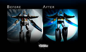 [Fanart/ReWork] TimeShadow: Before and After