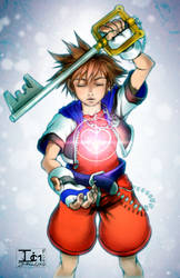 KH-KEY TO THE HEART COLOR