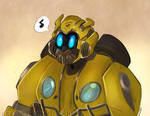 Bumblebee Cute