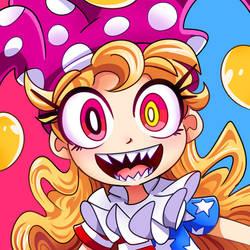 Clownpiece by catscr123