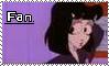 Lydia Deetz Fan Stamp by LilLunaLoonyLovegood