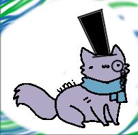 Sir Kitty Adopt by tirzacantfail