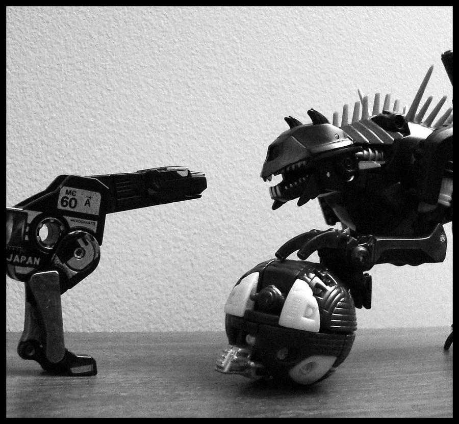 TF Ravage - For My Valentine by rumblebee25
