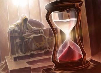 Magic The Gathering: Sands of Delirium