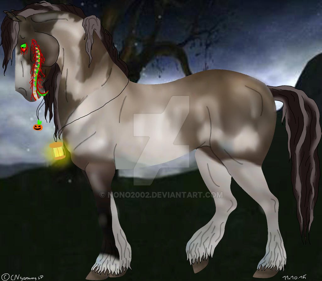 Most Inspiring Wallpaper Halloween Horse - star_stable_online_halloween_edit_by_pferdelover12-d9crfdy  You Should Have_329234.jpg