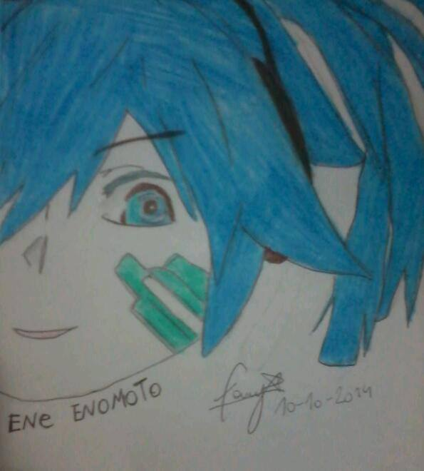 Ene -Kagerou Project- by marcy1000